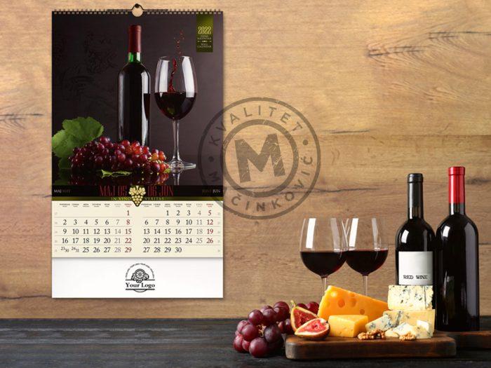 wall-calendar-wine-may-june