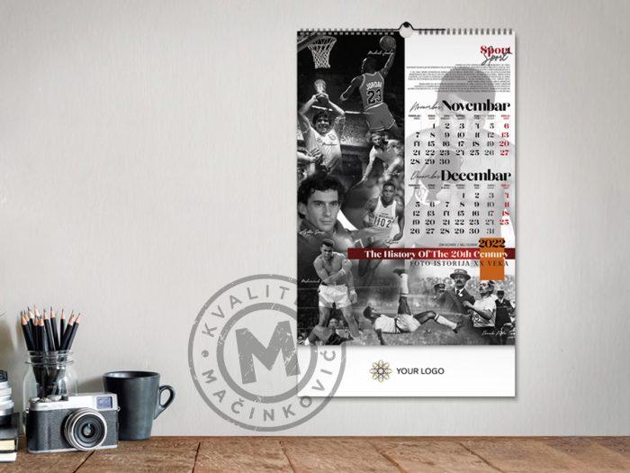 wall-calendar-xx-century-nov-dec