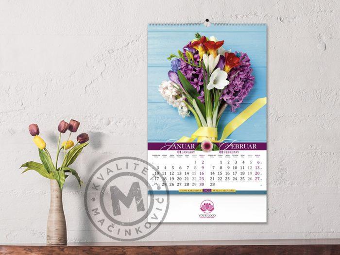 wall-calendars-flowers-jan-feb