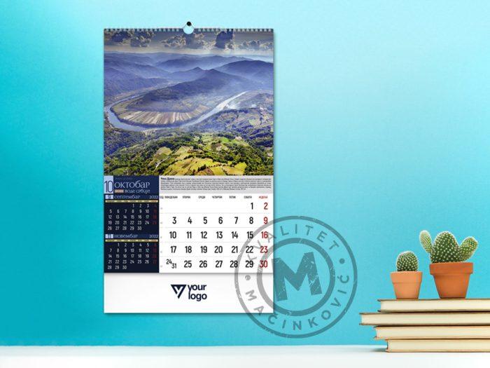 wall-calendars-waters-of-serbia-october